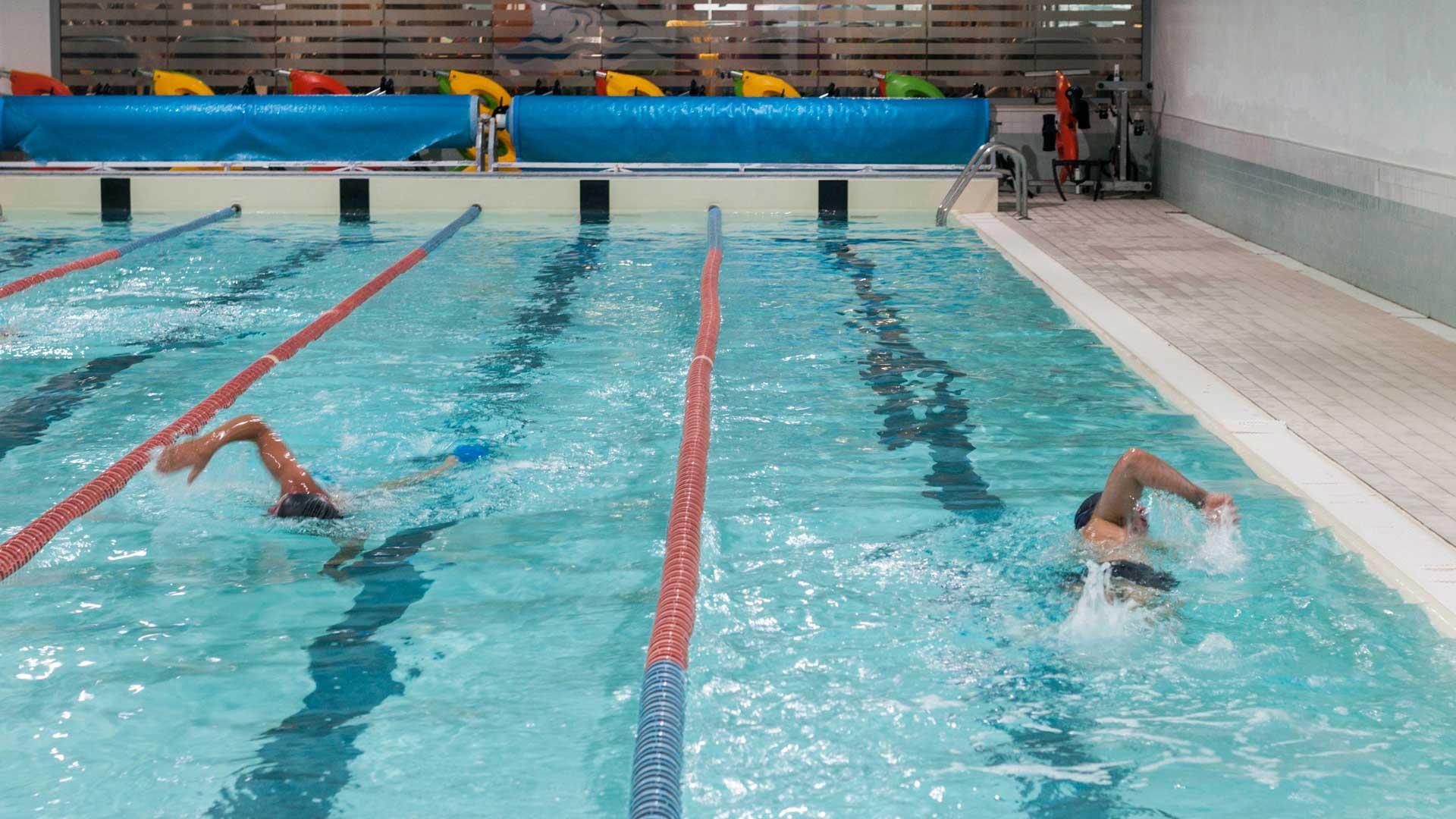 Piscina E Nuoto Il Club Club Interamnia